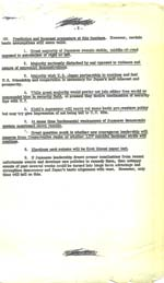 This two page document from June 23, 1960 is an interesting briefing on U.S. Policy toward Japan in