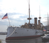 The USS Olympia in World War I