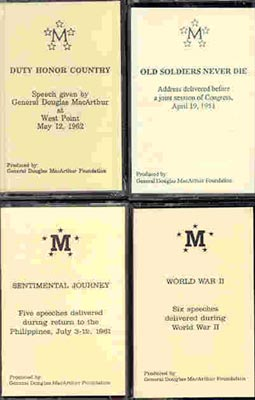 MacArthur Memorial Speeches
