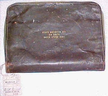 Pappy Gunn Map Case