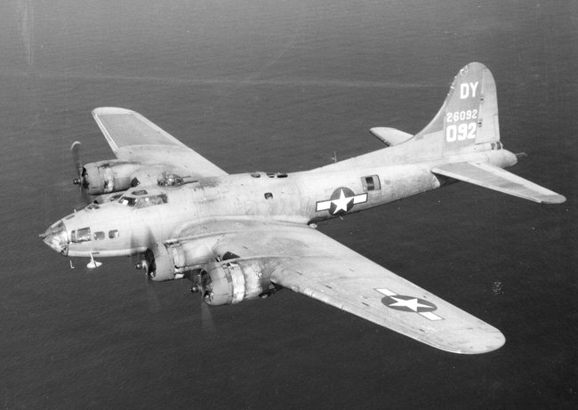 "B-17 ""Flying Fortress"""