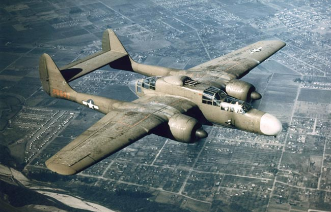 "P-61 ""Black Widow"""