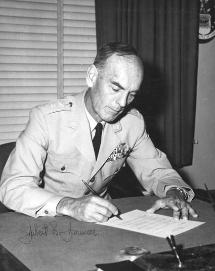 Lieutenant General Hubert Reilly Harmon