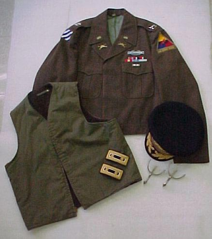 George Taylor Uniform