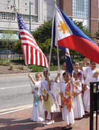 Asian Festival celebration at the MacArthur Memorial on May 6, 2006
